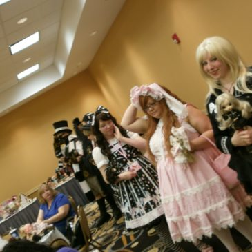 Throwback Thursday: Dress Like Your Doll Contest